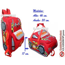 Unico Y Exclusivo Morral De Cars