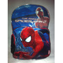 Bolso Escolar Para Niño De Hombre Araña O Spiderman