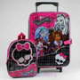 Set Maleta Y Lonchera Bolso Morral Monster High Importadas