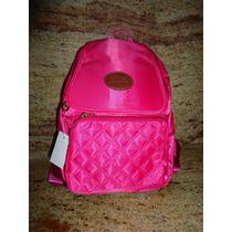 Bolso Morral Backpack Dama Exotica Y Longchamp