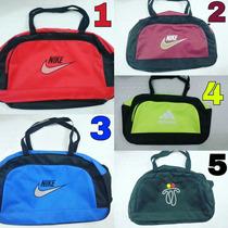 Bolsos Viajeros O Gym Adidas, Nike, Totto, Victorinox, Roxy