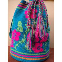 Bolso. Tejido A Mano. Wayuu 4