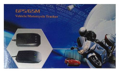 Moto Gps Tracker Rastreo Satelital Anti Robo Rustico Atraco
