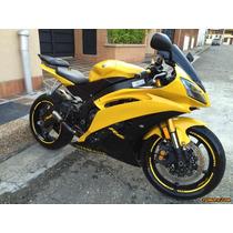Yamaha R6 501 Cc O Más