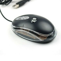 Mouse Hp, Acer, Sonny Usb Optico Led Azul Mejor Precio Pc