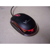 Mouse Venuspower Rallado Optico Usb