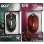 Mouse Dell O Acer Optico Usb 2.0 1200dpi En Su Blister