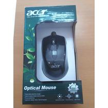 Mouse Óptico Marca Acer Y Dell Usb 2.0, 1200dpi