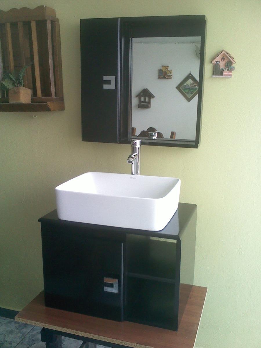 Ba os modernos lavamanos for Modelos de muebles para banos modernos