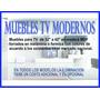 Muebles Tv Modernos Modulares