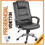 Sillas Venetton Presidenciales Piel Mobiliario Oficinas