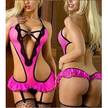 Bellos Baby Doll Vestidos Ropa Intima Sexy Importados!!!