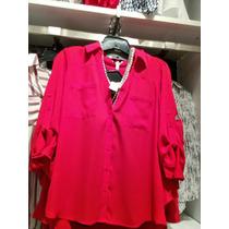 Blusas Modernas Diferentes Colores Y Tallas Grandes