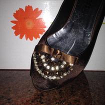 Zapatos Para Dama, Talla 39. Nuevos