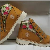 Zapatos Timberland Para Damas
