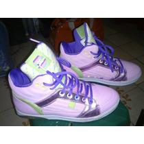 Botas Dc Shoes Originales De Dama