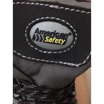 Botas De Seguridad American Safety Talla 38