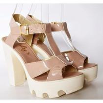 Plataformas Sandalias Botas Calzado Colombiano De Moda