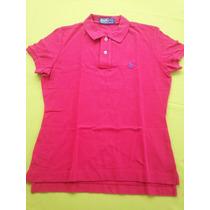 Chemises Polo By Ralph Lauren De Algodon Para Damas S M L Xl