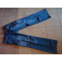 Bello Pantalon Jeans Xic & Xoc Talla S-28 Juvenil Usado