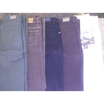 Oferta! 3 Pantalones Lois Talla 26 6 Colores Disponible