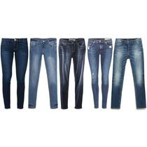 Jeans Para Damas Y Caballeros Al Mayor