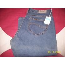 Pantalon(jeans) Lee Original, Dama, Hipster Fit, 32x32.