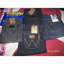 Jeans Wrangler Original Wolden Rope, Talla 32.