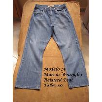 Pantalones Jeans Hombres Juveniles - Usados