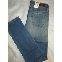Jean Levis Dama 25 Original Nuevo Pantalon Mujer Oferta