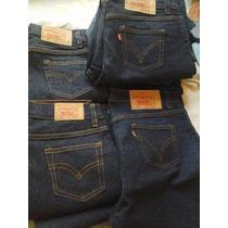 Pantalones Jeans Para Damas Pegados Bota Fina Levis Y Otras