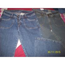 Pantalon(jeans) Lee Original, Dama, S. Low Rise, 376, 29x32.
