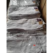 Jeans Blancos Para Damas Importados Excelente Calidad