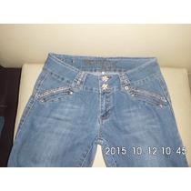 Pantalon Jeans Para Dama Cestoi Original