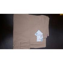 Pantalon Para Dama 100% Algodon Importado