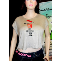 One Direction Camisa Artistas Online
