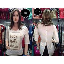 Blusas Damas Casual De Moda (envio Gratis Compra Mayor)