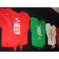 One Direction Camisas Artistas Online
