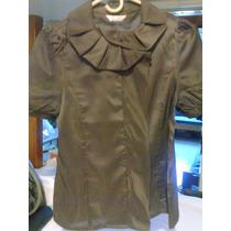 Blusa O Camisa Casual Para Dama Oficina Elegante