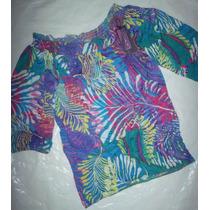 Bacci, Blusas Para Damas Colores Modernos Tallas S M L Y Xl.