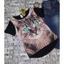 Franela Estampada Para Dama - Blusa - Moda - Mujer - Camisa