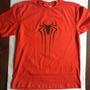 Camisetas Franela Spiderman Hombre Araña Estampado Serigrafí