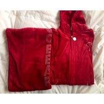 Conjunto Terciopelo Sweater Y Pantalon Importados Gym