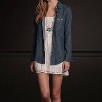 Camisas Hollister Jeans-vintage/damas Importadas De Usa