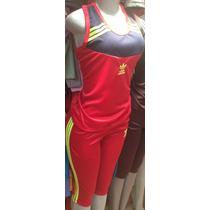 Conjuntos Adidas En Tela Licra Para Deportes