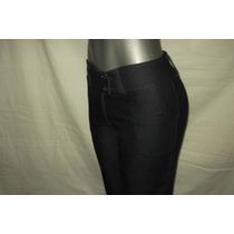 Pantalones De Vestir En Tela Jeans