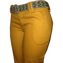 Pantalones De Colores Casuales Para Toda Ocasiòn