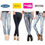 Jeans Altos Forever21 -free Culture - Old Navy- Dama Usa