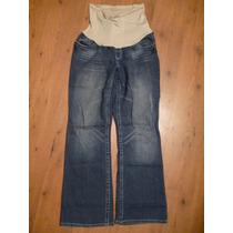 Pantalon De Maternidad De Blue Jean Marca Get Used By Lexi L