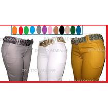 Pantalones Casuales Driil, Excelente Calidad Xl,2xl,3xl,4xl
